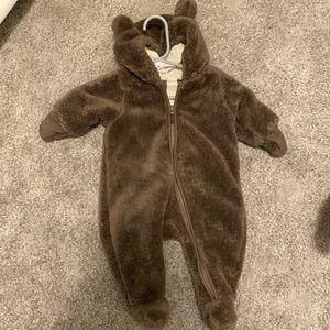 H&M Teddy Baby Coat